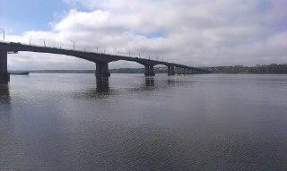 В Костроме мост через Волгу полностью открыли для движения