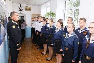 Курсанты костромского детского морского центра отправились в Севастополь