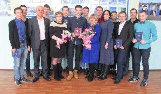 14 студентов Буйского техникума железнодорожного транспорта получили дипломы