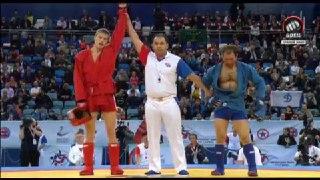 Костромич Даниил Воеводин стал чемпионом Мира по боевому самбо