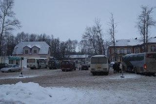 В Костромской области на маршруте «Шарья-Вохма» будут изучать пассажиропоток
