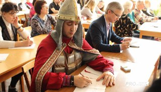 Костромичи готовятся к этнографическому диктанту