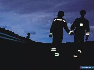 Госавтоинспекторы призывают костромских пешеходов светиться в темноте