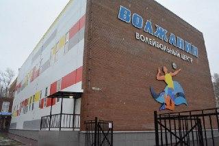 В Костроме проходит  Первенство ЦФО детской лиги по волейболу