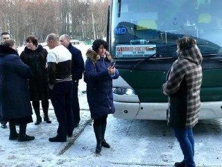 В Костроме появился новый международный автобусный маршрут