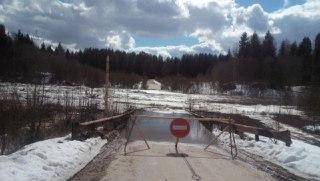 В Костромской области идет подготовка к паводку