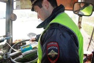 Костромские госавтоинспекторы проверили маршрутки на трассе Кострома – Иваново