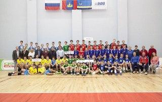 Костромские волейболисты завоевали право участвовать в финале Первенства России
