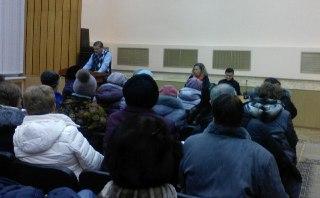 В Костроме на обучающий семинар собирают старших по домам