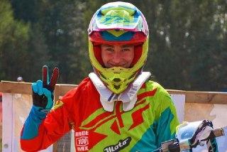 Шарьинец Сергей Прытов стал дважды чемпионом  молодежного первенства России по мотокроссу