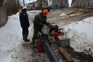 В Крещение жители нескольких районов Костромы остались без воды