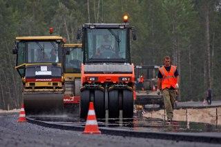 Федеральную трассу в Костромской области будут ремонтировать на деньги от «Платона»