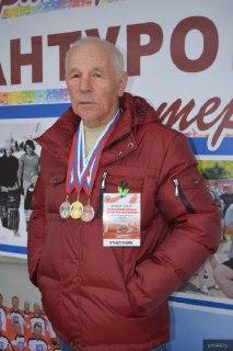 Мантуровский спортсмен Николай Кузнецов завоевал две серебряных медали на всероссийских соревнованиях