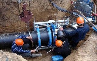 В Костроме начали замену водопровода на улице Шагова