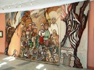 Сегодня в Костроме открывается  выставка «Наш фестиваль», посвященная работам   Ефима Честнякова