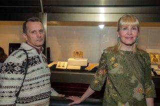 Работа костромского ювелира Елены Жуковой выставлена в Кремле