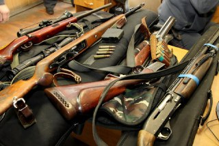 В Костромской области в ходе операции «Выстрел» изъято более 150 единиц оружия