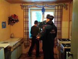 В Костроме сотрудники МЧС за зимние каникулы обойдут все дома с печным отоплением