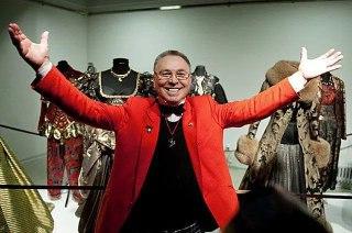 Сегодня в Кострому приезжает знаменитый модельер Вячеслав Зайцев