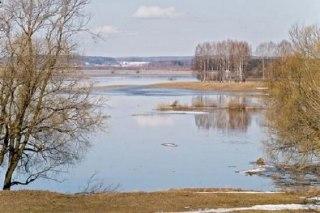 В Костромской области ожидают паводок