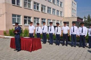 В Костромском Управлении федеральной службы исполнения наказаний прошла присяга