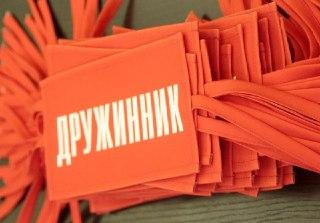 В Нерехте к движению дружинников подключились активисты местных ТОСов