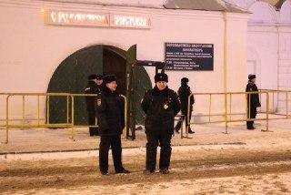 В Костроме Рождество прошло без происшествий