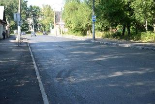 В Костроме проверили асфальт на новых дорогах